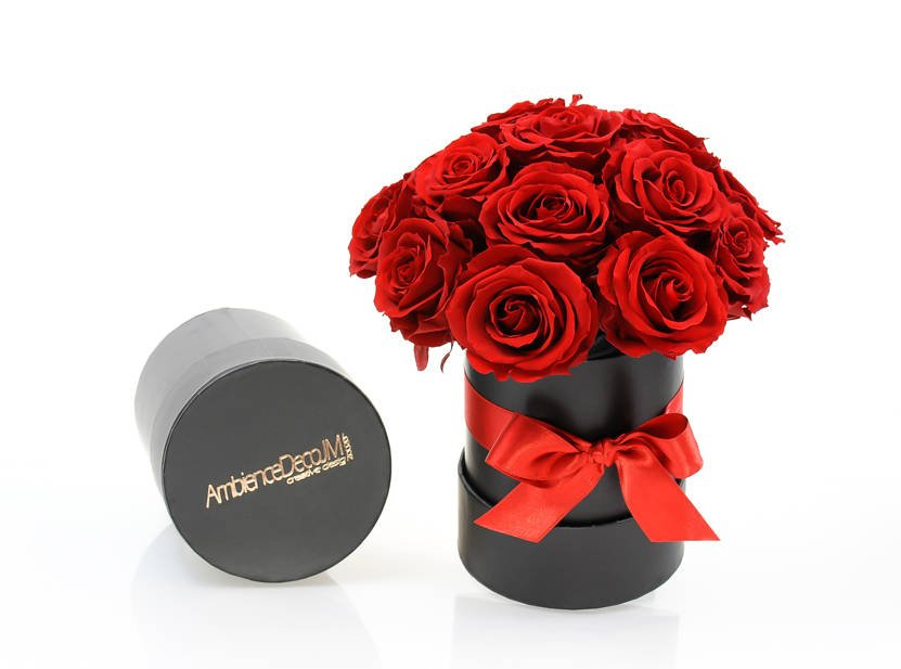 Infinity-Red-Roses-Hat-Box