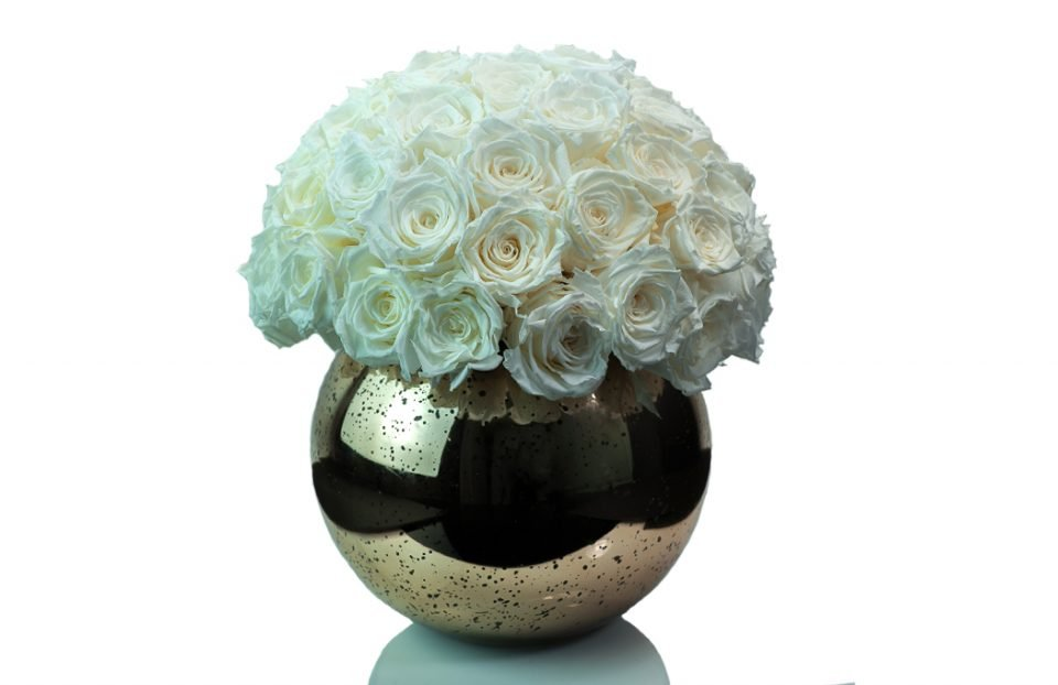 Silk Flower Arrangements 108