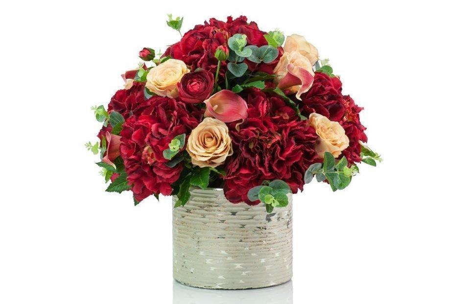 Silk Flower Arrangements 52